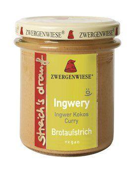 Ingwery Aufstrich