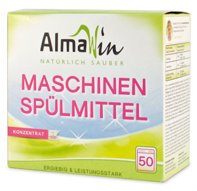 Maschinenspülmittel Alma Win lose + 500 g Salz gratis