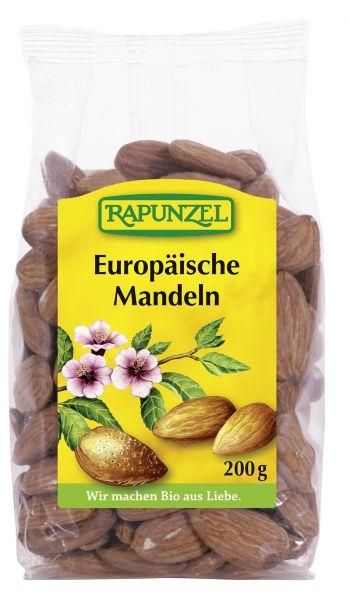 Mandeln ganz europäisch