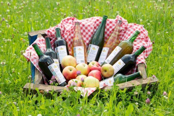 Apfel Marille/Pfirsichsaft