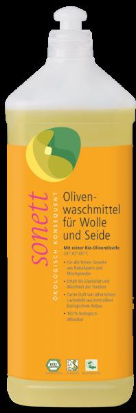 Oliven-Waschmittel Wolle + Seide