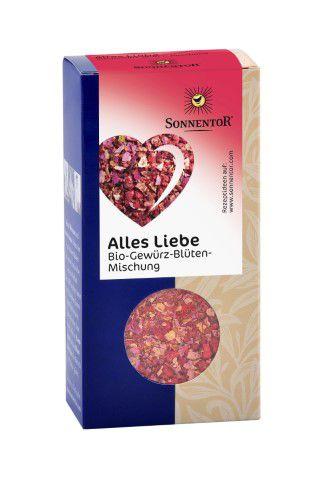 Alles Liebe-Gewürzblütenmischung
