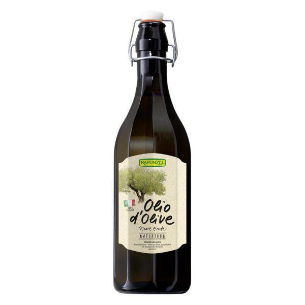 Olivenöl naturtrüb nativ (in der Schmuckflasche)