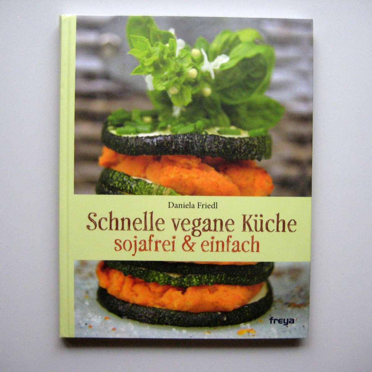 Schnelle Vegane Küche | Bücher | Netswerk Bioladen Urfahr