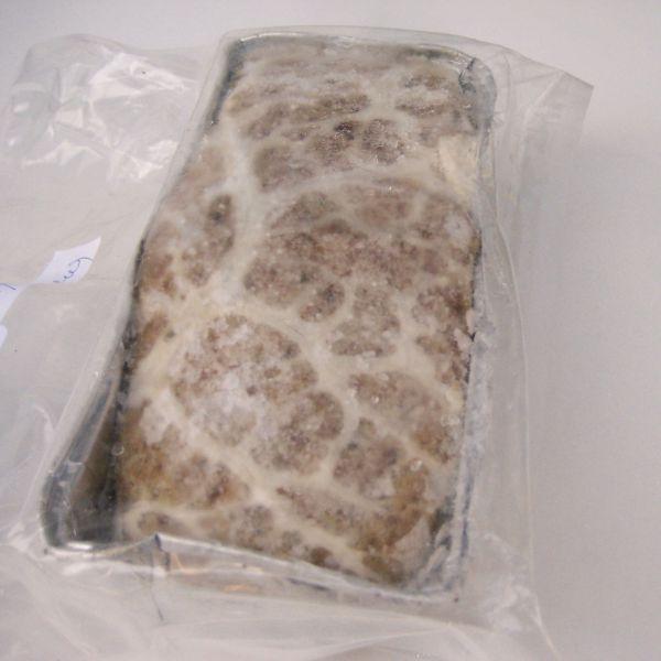 Leberschädl im Netz ca 700 g tiefgekühlt