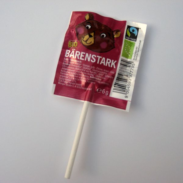 Lolly Bärenstark