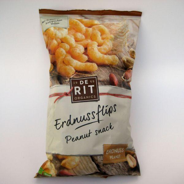 Erdnuss Flips